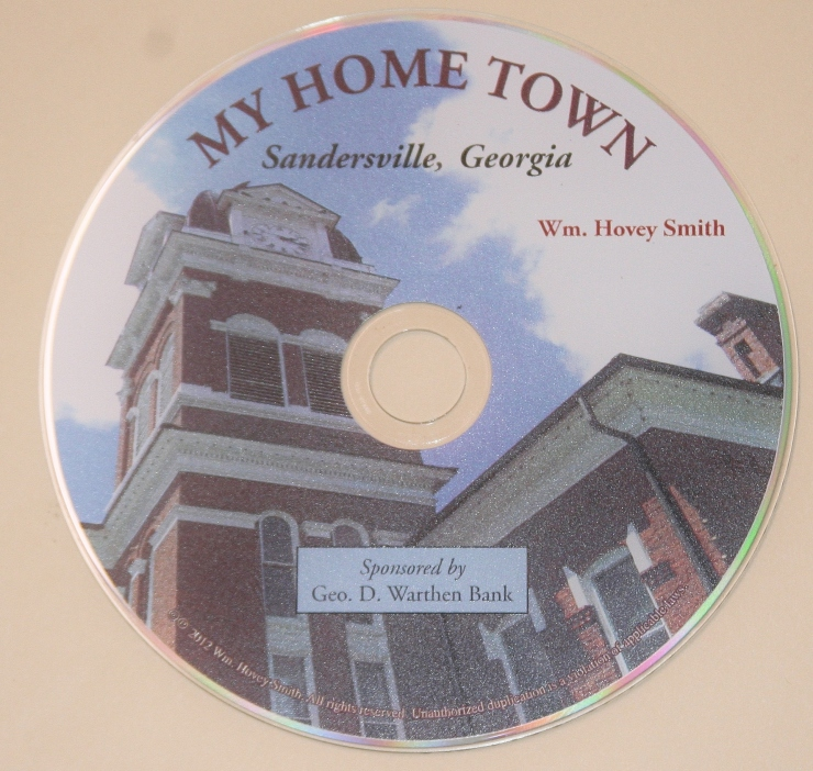 My Home Town CD