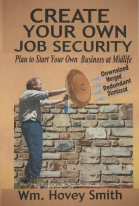 Cover Create Your Own Job Security Best
