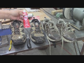 Repairing Athletic Shoes with Glue-Bonded Soles_0002