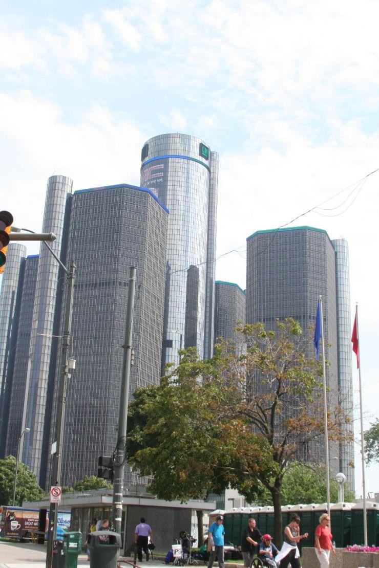 PP GM Bldgs Detroit