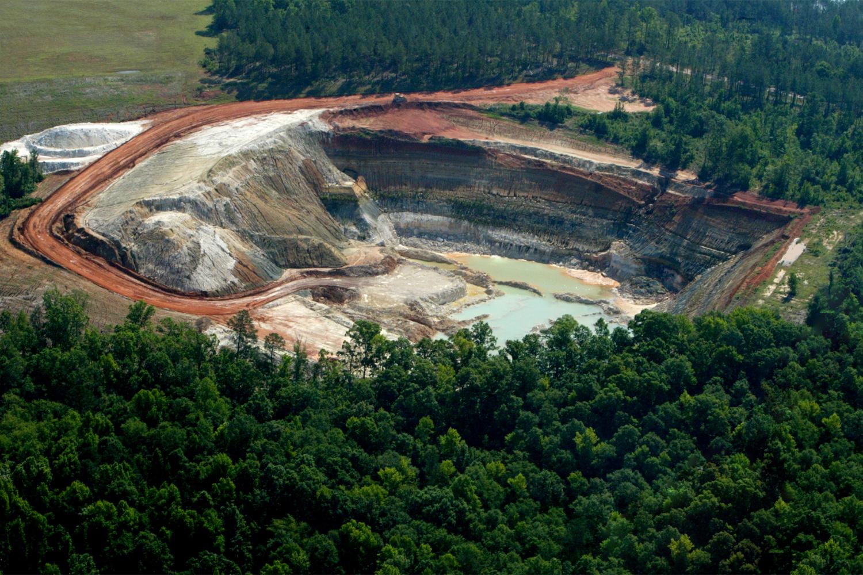 Kaolin Mine II